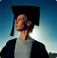 Female Graduate Image